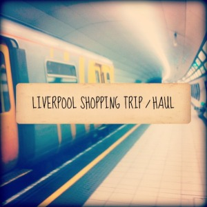 liverpool shopping trip