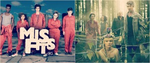 misfits mayday collage