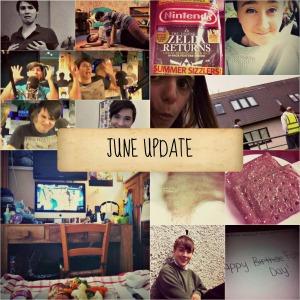 june update