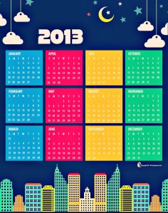 free-2013-calendar