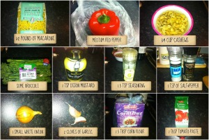 vegan mac and cheese ingredients
