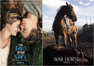 tfios war horse collage