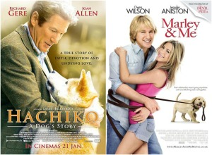 hachiko marley and me